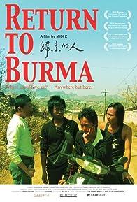 Primary photo for Return to Burma