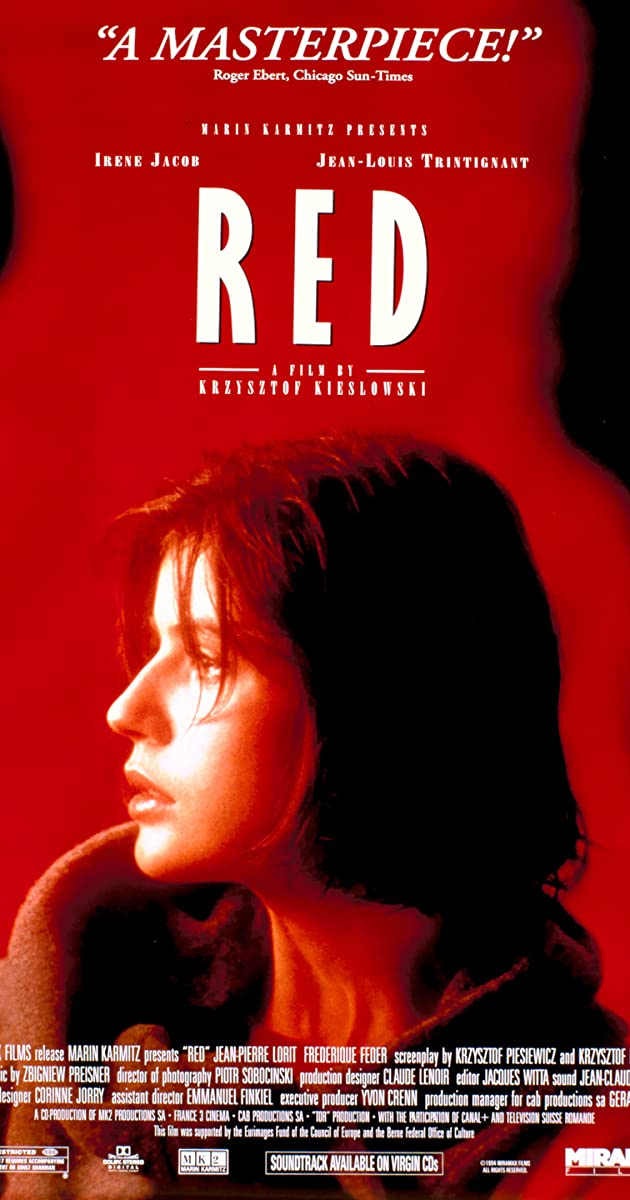 Subtitle of Three Colors: Red
