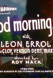 Good Morning, Eve!(1934) Poster - Movie Forum, Cast, Reviews