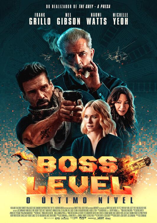 Boss Level 2021 Hindi Dubbed 720p HDRip x264 900MB Download