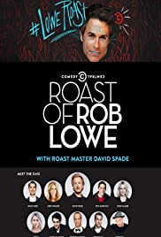 Comedy Central Roast of Rob Lowe Poster