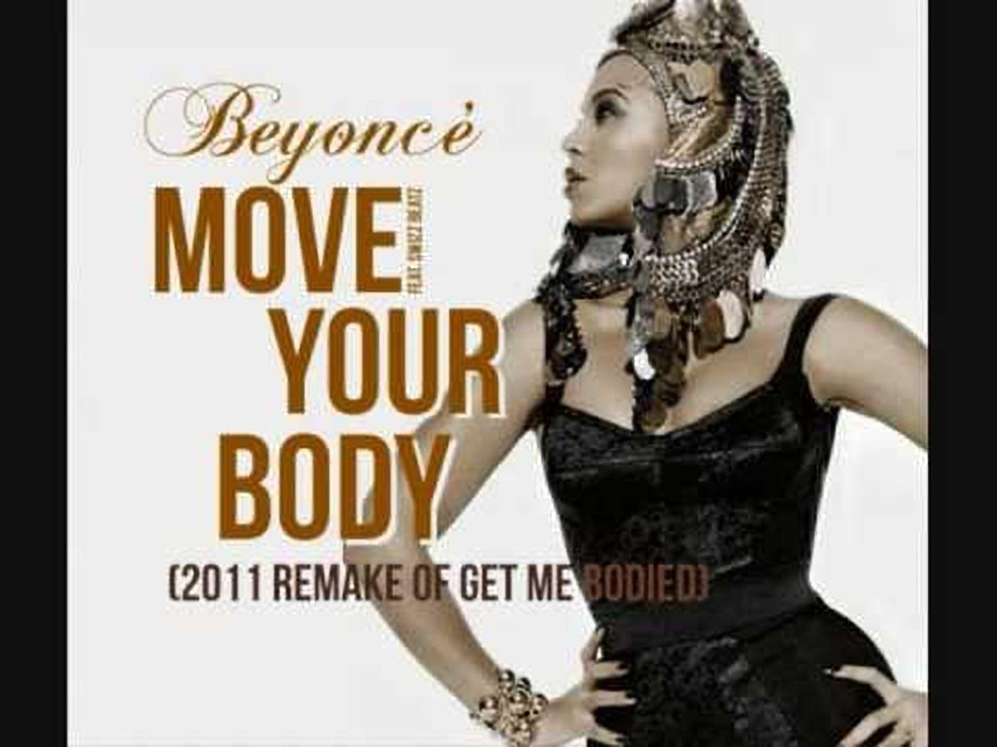 دانلود زیرنویس فارسی فیلم Beyoncé: Move Your Body