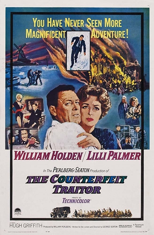 The Counterfeit Traitor (1962)