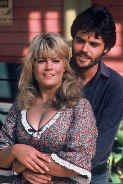 Donny Osmond and Lisa Whelchel in The Wild Women of Chastity Gulch (1982)