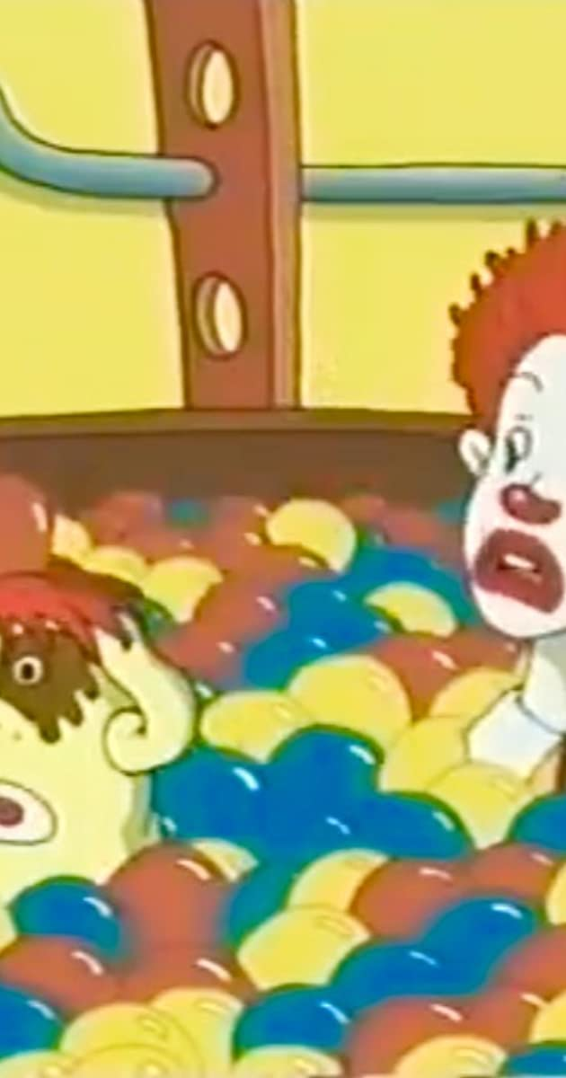 The Wacky Adventures of Ronald McDonald: Scared Silly (Video
