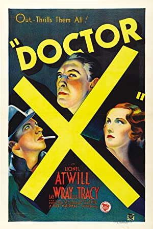 Where to stream Doctor X