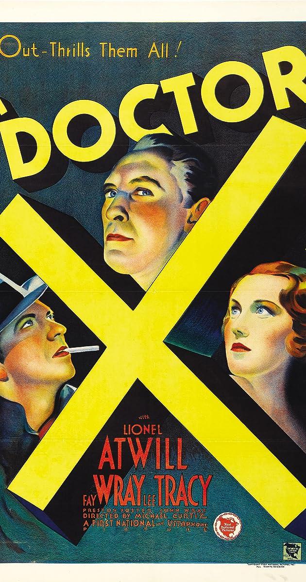 Doctor X (1932) - IMDb