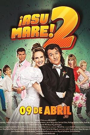 Where to stream ¡Asu Mare! 2