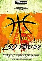 250 Stepenika