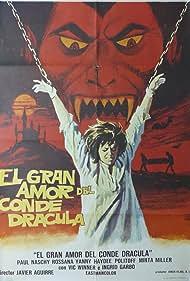 El gran amor del conde Drácula Poster - Movie Forum, Cast, Reviews