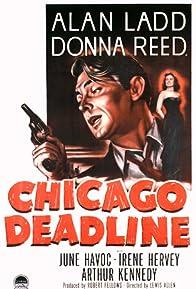 Primary photo for Chicago Deadline