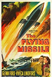 The Flying Missile Poster
