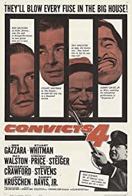 Convicts 4 (1963) Poster - Movie Forum, Cast, Reviews