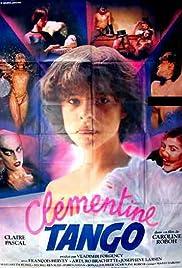 Clémentine Tango Poster