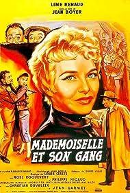 Mademoiselle et son gang (1957)
