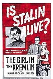 The Girl in the Kremlin Poster
