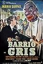 Barrio Gris (1954) Poster