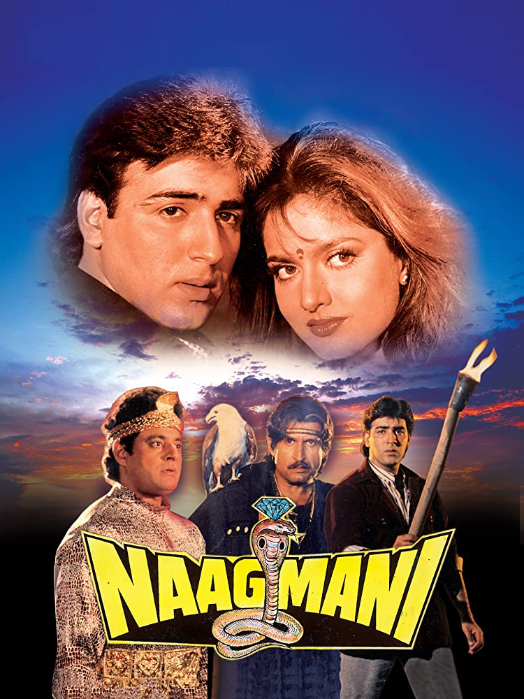 Naagmani 1991 Hindi Movie HS WebRip 300mb 480p 1GB 720p 3GB 1080p