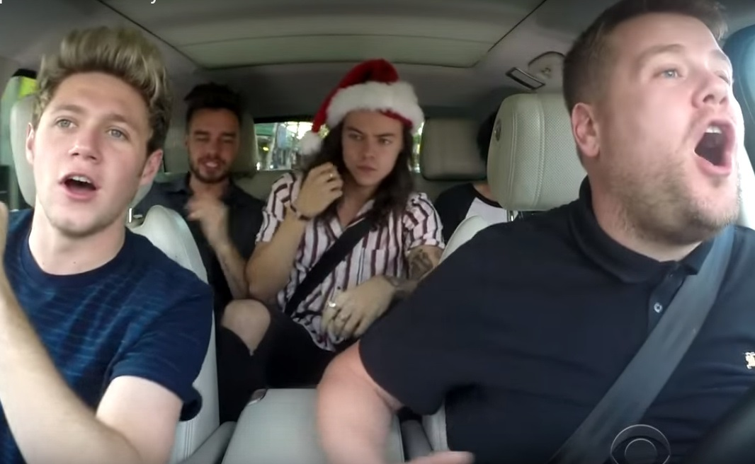 The Late Late Show Carpool Karaoke Primetime Special 2016