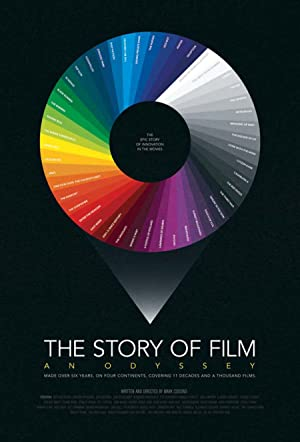 Where to stream The Story of Film: An Odyssey