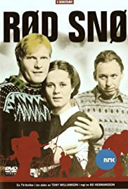 Röd snö Poster - TV Show Forum, Cast, Reviews
