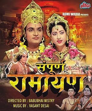 Sampoorna Ramayana movie, song and  lyrics