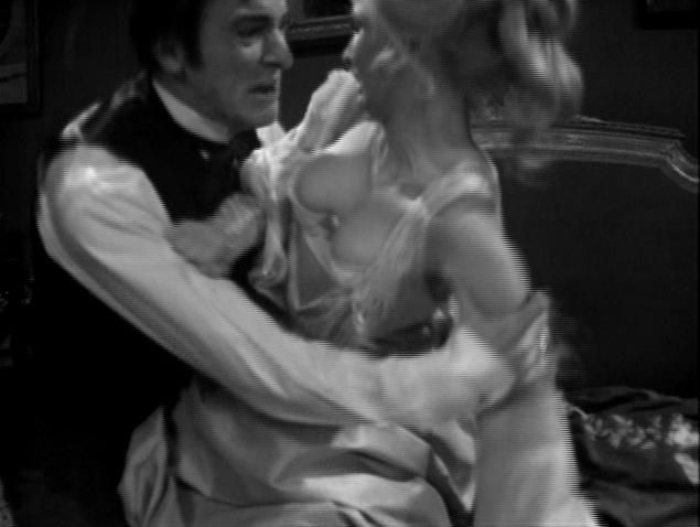 Eric Porter and Nyree Dawn Porter in The Forsyte Saga (1967)
