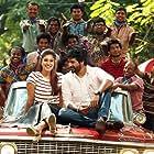 Nayanthara, Sivakarthikeyan, and Yogi Babu in Mr.Local (2019)