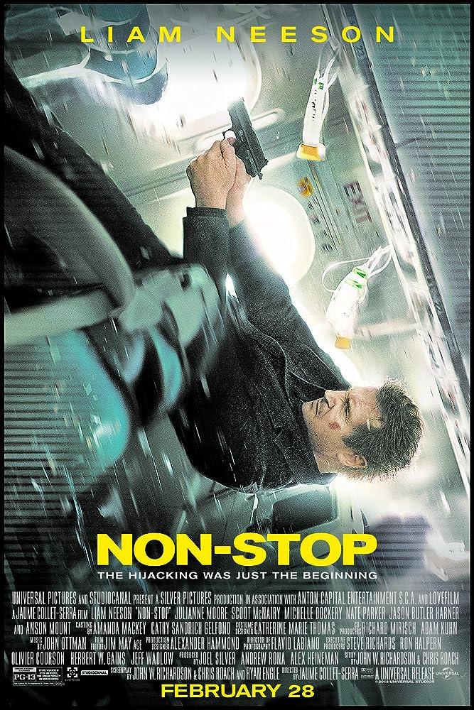 Poster film Non-Stop.