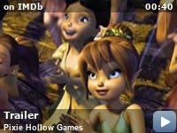 Pixie Hollow Games Tv Short 2011 Imdb