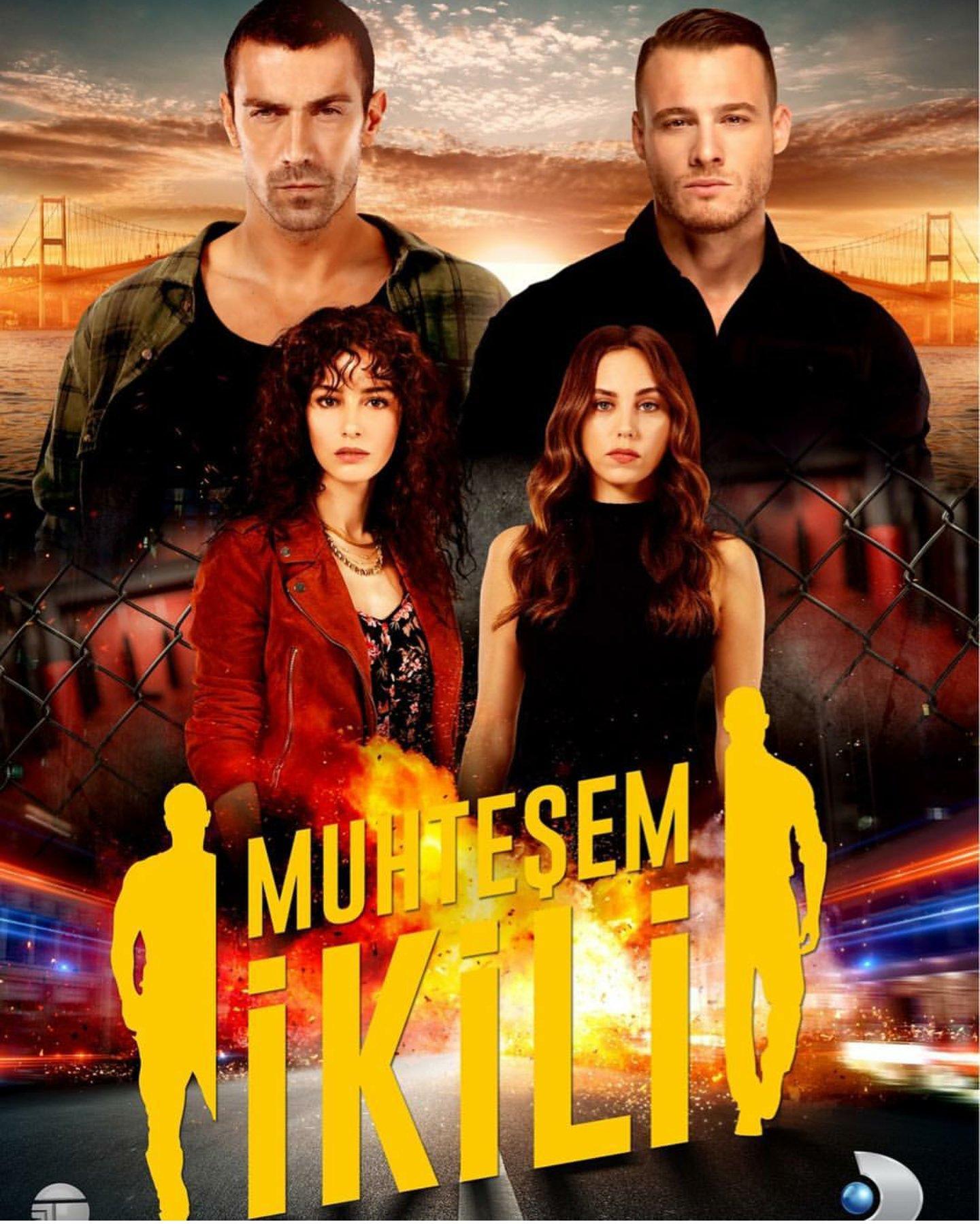 Muhtesem Ikili (TV Series 2018–2019) - IMDb