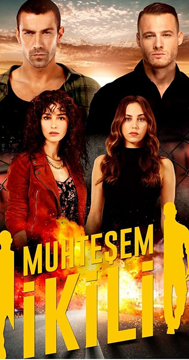 Download Muhtesem Ikili or watch streaming online complete episodes of  Season 1 in HD 720p 1080p using torrent