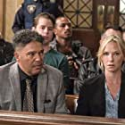 Nicholas Turturro and Kelli Giddish in Law & Order: Special Victims Unit (1999)