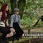 Harrison Graffin and Aiysha Jebali in A Clockwork Heart (2020)