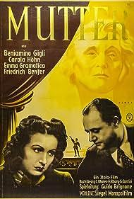 Friedrich Benfer, Beniamino Gigli, Emma Gramatica, and Carola Höhn in Mamma (1941)