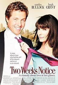 Sandra Bullock and Hugh Grant in Two Weeks Notice (2002)