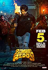 Zombie Reddy (2021) HDRip Telugu Movie Watch Online Free