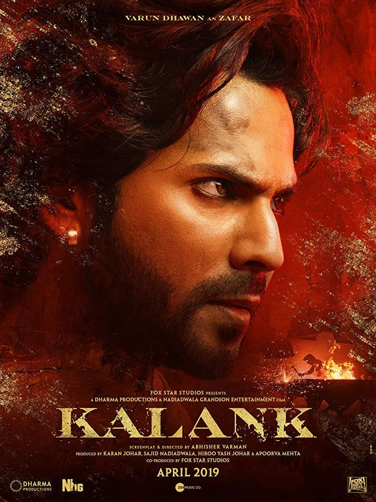 Kalank (2019) 1-3 Pre-DvDRip Hindi x264 AAC [1.46GB-1GB-600MB]