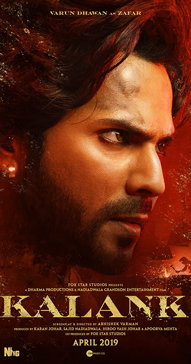 Free Watch Movie Kalank (2019)