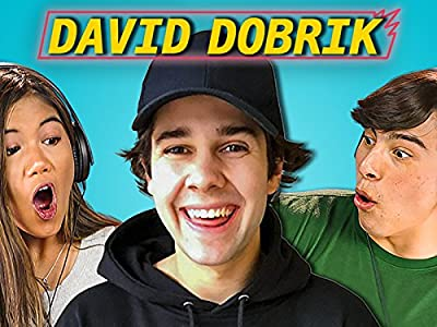 Watch online direct movies Teens React to David Dobrik by none [mkv]