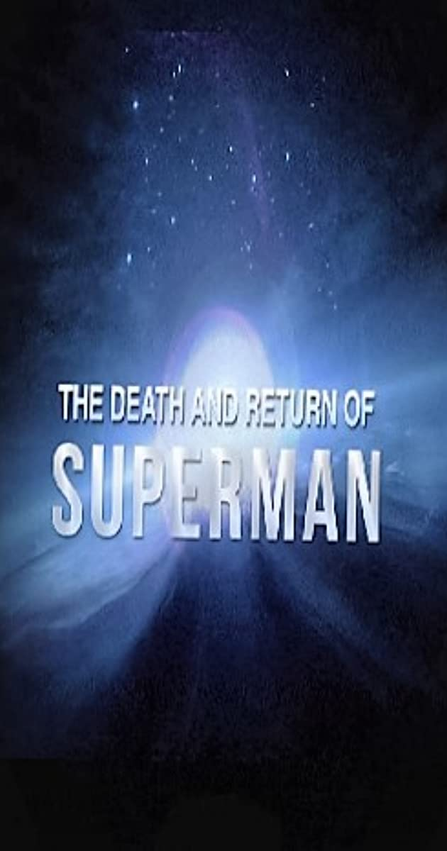 The Death And Return Of Superman (2019) [WEBRip] [720p] [YTS.LT]