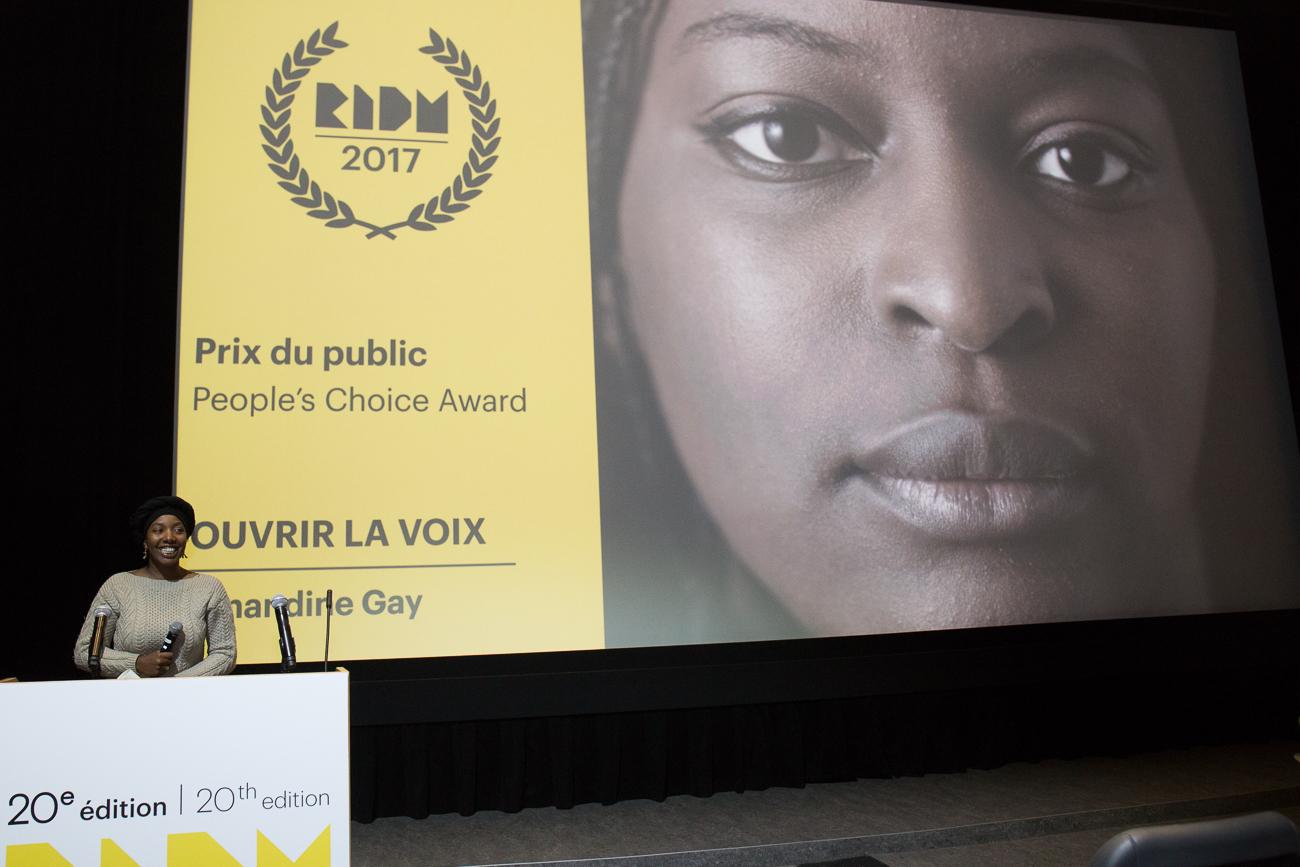 La Voix 2017 >> Ouvrir La Voix 2017