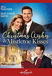Christmas Wishes & Mistletoe Kisses Poster