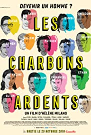 Les charbons ardents Poster
