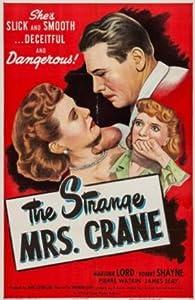 The Strange Mrs. Crane by Eugene Forde