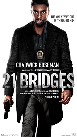 Free Download & streaming 21 Bridges Movies BluRay 480p 720p 1080p Subtitle Indonesia