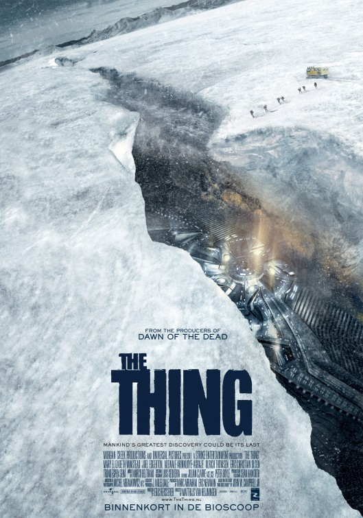 The Thing (2011) Subtitle Indonesia