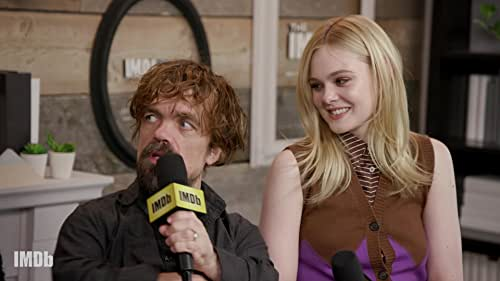 Peter Dinklage and Elle Fanning Ponder End of Days in 'I Think We're Alone Now'