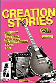 Creation Stories (2021) HDRip English Movie Watch Online Free