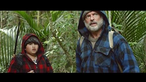 Trailer for Hunt For The Wilderpeople